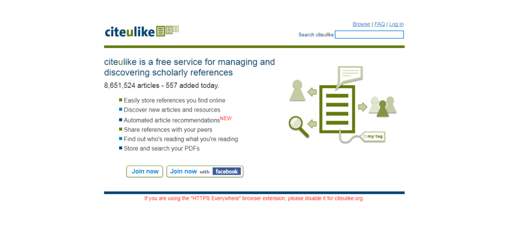 free social bookmarking sites list with high pr citeulike