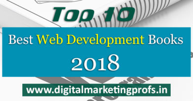 Top 10 Best Web Development Books 2018