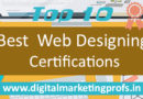 Top Best Web Designing Certifications