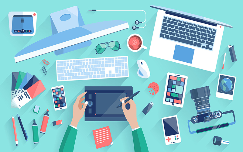 Top 10 Big Benefits of Having a Graphic Designing Career In 2018